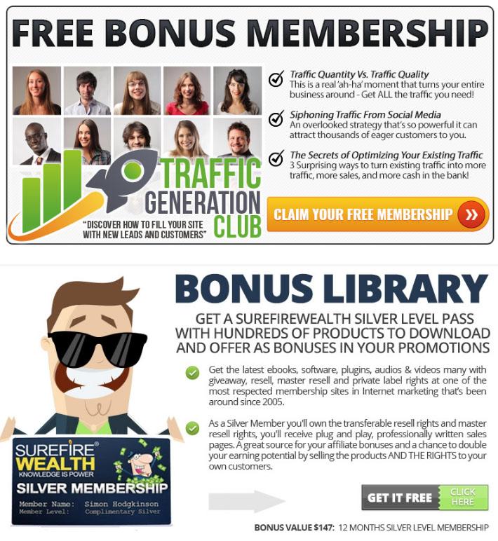 Genius Lander Bonuses