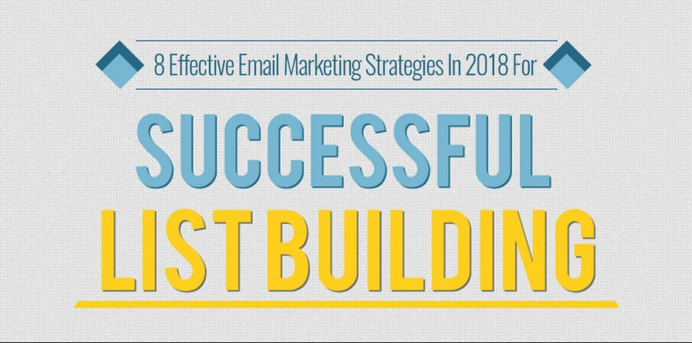 8 Effective Email Marketing Strategies in 2018