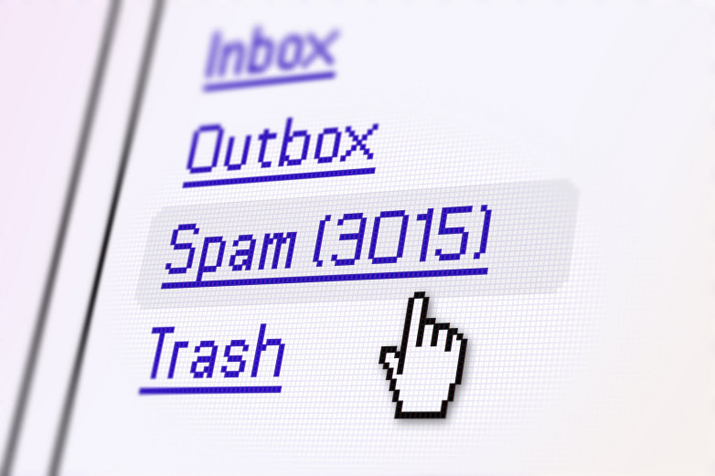 Dealing With Spam Email