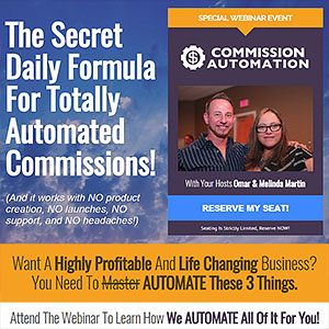 Upcoming Webinar: Automated Commissions