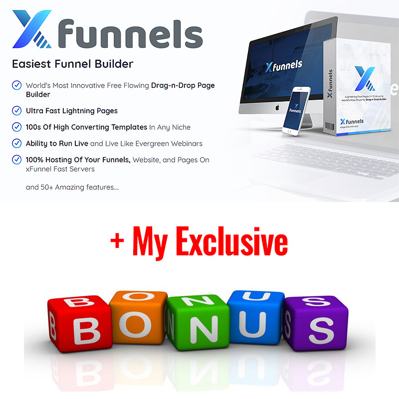 XFunnels Q&A, Bonuses and 15% OFF Coupon