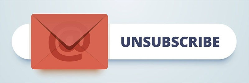 Why people unsubscribe from email lists
