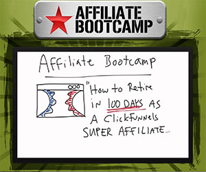 Affiliate Bootcamp - Retire in 100 Days