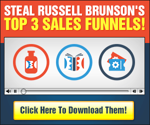 Russell Brunson's Free Sales Funnels