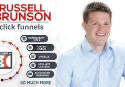 Russell Brunson Creator of Clickfunnels