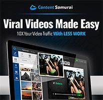 Content Samurai Online Video Creator