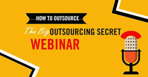 Sarah Staars Outsourcing Webinar