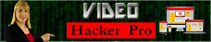 Video Hacker Pro Training Course