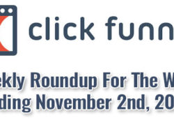 ClickFunnels Roundup For the Week Ending 2nd November 2019