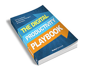 Free Digital Productivity Playbook