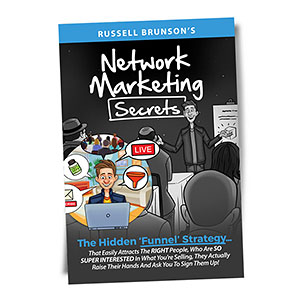 Free Network Marketing Secrets Book