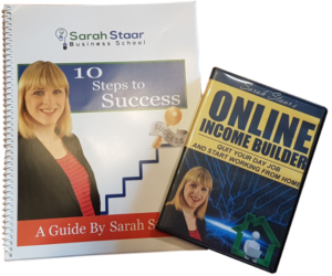 Online Income Builder - Free Book And DVD
