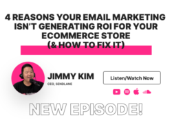 4 Reasons Your Email Marketing Isn't Generating ROI For You