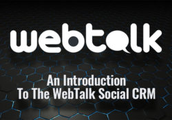 An Introduction To WebTalk