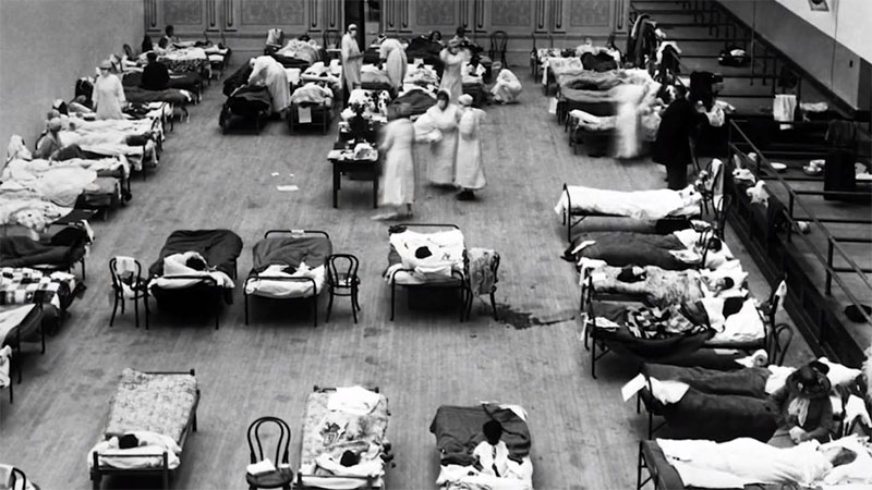 The 1918 Spanish Flu