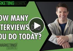 Marketing Secrets Podcast Episode 299