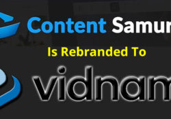 Content Samurai Rebranded To Vidnami