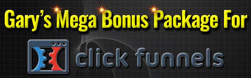 Mega Bonus Package For Clickfunnels