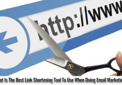What Is The Best Link Shortening Tool To Use When Doing Email Marketing?