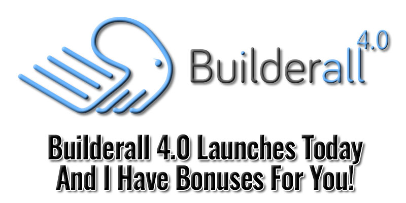 Builderall 4 Launches Today