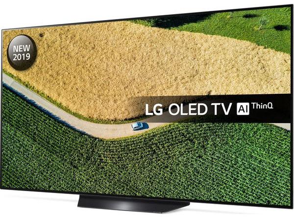 LG OLED55B9 TV