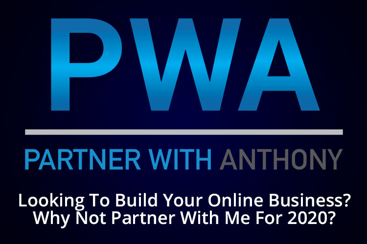 Partner With Anthony - Leadsleap Image Ad 1