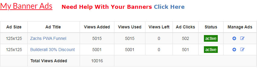 Profit From Free Ads Image Ad Results