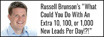 Russell Brunson's 5 Day Lead Challenge