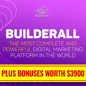 Join Builderall & Get These Bonuses Worth $3,900
