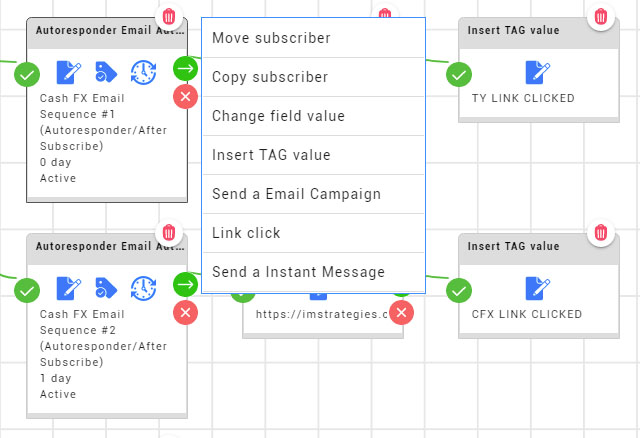 Builderall - Additional Email Tracking Options