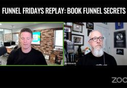 Funnel Fridays - Book Funnel Secrets 800